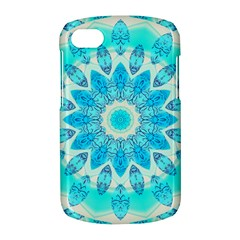 Blue Ice Goddess, Abstract Crystals Of Love BlackBerry Q10 Hardshell Case