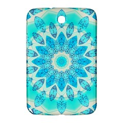 Blue Ice Goddess, Abstract Crystals Of Love Samsung Galaxy Note 8.0 N5100 Hardshell Case