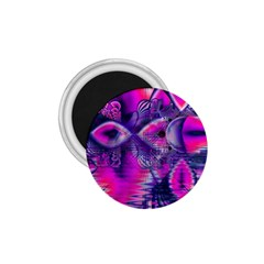 Rose Crystal Palace, Abstract Love Dream  1.75  Button Magnet