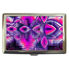 Rose Crystal Palace, Abstract Love Dream  Cigarette Money Case