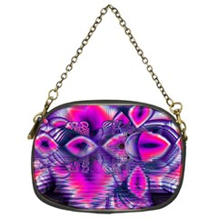 Rose Crystal Palace, Abstract Love Dream  Chain Purse (One Side)