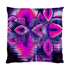 Rose Crystal Palace, Abstract Love Dream  Cushion Case (two Sided)