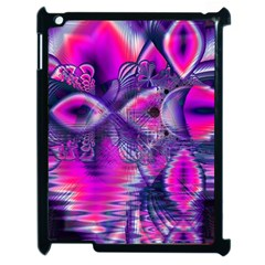 Rose Crystal Palace, Abstract Love Dream  Apple Ipad 2 Case (black)