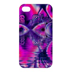 Rose Crystal Palace, Abstract Love Dream  Apple iPhone 4/4S Hardshell Case