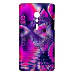 Rose Crystal Palace, Abstract Love Dream  Sony Xperia ion Hardshell Case
