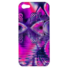Rose Crystal Palace, Abstract Love Dream  Apple Iphone 5 Hardshell Case