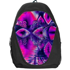Rose Crystal Palace, Abstract Love Dream  Backpack Bag