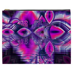 Rose Crystal Palace, Abstract Love Dream  Cosmetic Bag (XXXL)