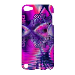 Rose Crystal Palace, Abstract Love Dream  Apple Ipod Touch 5 Hardshell Case