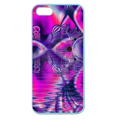 Rose Crystal Palace, Abstract Love Dream  Apple Seamless Iphone 5 Case (color)