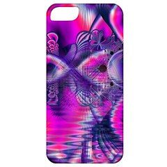 Rose Crystal Palace, Abstract Love Dream  Apple Iphone 5 Classic Hardshell Case