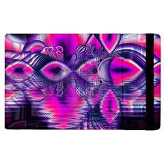 Rose Crystal Palace, Abstract Love Dream  Apple Ipad 3/4 Flip Case