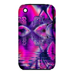 Rose Crystal Palace, Abstract Love Dream  Apple iPhone 3G/3GS Hardshell Case (PC+Silicone)