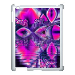 Rose Crystal Palace, Abstract Love Dream  Apple Ipad 3/4 Case (white)