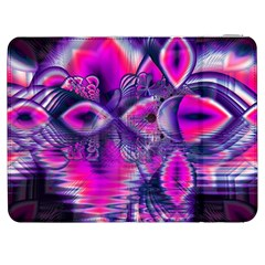 Rose Crystal Palace, Abstract Love Dream  Samsung Galaxy Tab 7  P1000 Flip Case