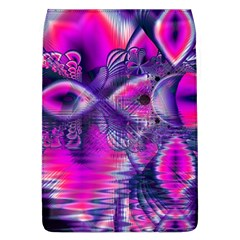 Rose Crystal Palace, Abstract Love Dream  Removable Flap Cover (Large)