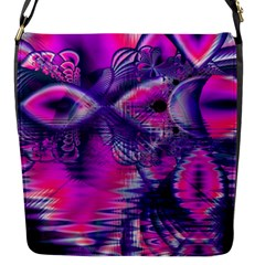 Rose Crystal Palace, Abstract Love Dream  Flap Closure Messenger Bag (Small)