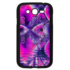 Rose Crystal Palace, Abstract Love Dream  Samsung Galaxy Grand DUOS I9082 Case (Black)