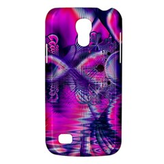 Rose Crystal Palace, Abstract Love Dream  Samsung Galaxy S4 Mini (GT-I9190) Hardshell Case