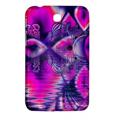 Rose Crystal Palace, Abstract Love Dream  Samsung Galaxy Tab 3 (7 ) P3200 Hardshell Case