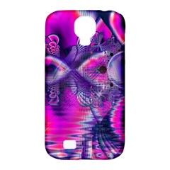 Rose Crystal Palace, Abstract Love Dream  Samsung Galaxy S4 Classic Hardshell Case (PC+Silicone)
