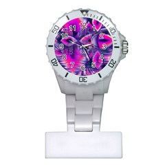Rose Crystal Palace, Abstract Love Dream  Nurses Watch