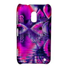 Rose Crystal Palace, Abstract Love Dream  Nokia Lumia 620 Hardshell Case
