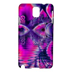 Rose Crystal Palace, Abstract Love Dream  Samsung Galaxy Note 3 N9005 Hardshell Case
