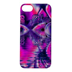 Rose Crystal Palace, Abstract Love Dream  Apple iPhone 5S Hardshell Case