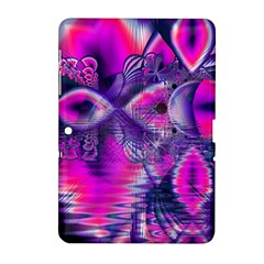 Rose Crystal Palace, Abstract Love Dream  Samsung Galaxy Tab 2 (10.1 ) P5100 Hardshell Case