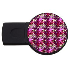 Ballerina Slippers 2GB USB Flash Drive (Round)