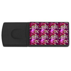 Ballerina Slippers 2GB USB Flash Drive (Rectangle)