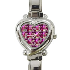 Ballerina Slippers Heart Italian Charm Watch