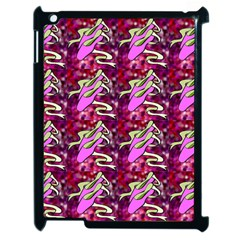 Ballerina Slippers Apple iPad 2 Case (Black)