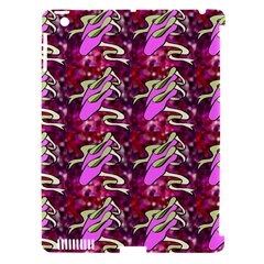 Ballerina Slippers Apple Ipad 3/4 Hardshell Case (compatible With Smart Cover)