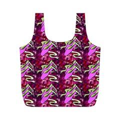 Ballerina Slippers Reusable Bag (m)