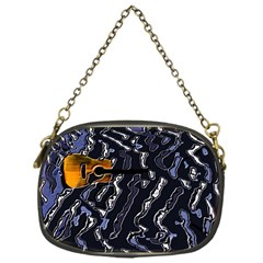 Sound Waves Chain Purse (One Side)