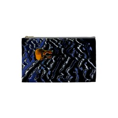 Sound Waves Cosmetic Bag (Small)