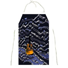 Sound Waves Apron