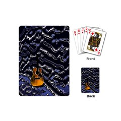 Sound Waves Playing Cards (Mini)