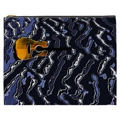 Sound Waves Cosmetic Bag (XXXL)