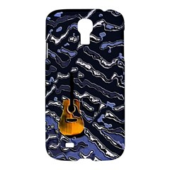 Sound Waves Samsung Galaxy S4 I9500/i9505 Hardshell Case