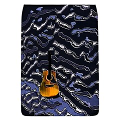 Sound Waves Removable Flap Cover (large)