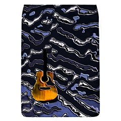 Sound Waves Removable Flap Cover (small)