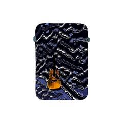 Sound Waves Apple Ipad Mini Protective Sleeve