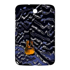 Sound Waves Samsung Galaxy Note 8.0 N5100 Hardshell Case