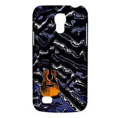 Sound Waves Samsung Galaxy S4 Mini (gt I9190) Hardshell Case