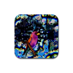 Bird Drink Coasters 4 Pack (Square)