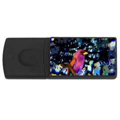 Bird 1GB USB Flash Drive (Rectangle)