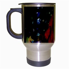 Bird Travel Mug (Silver Gray)